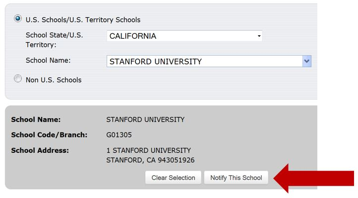 Stanford University option